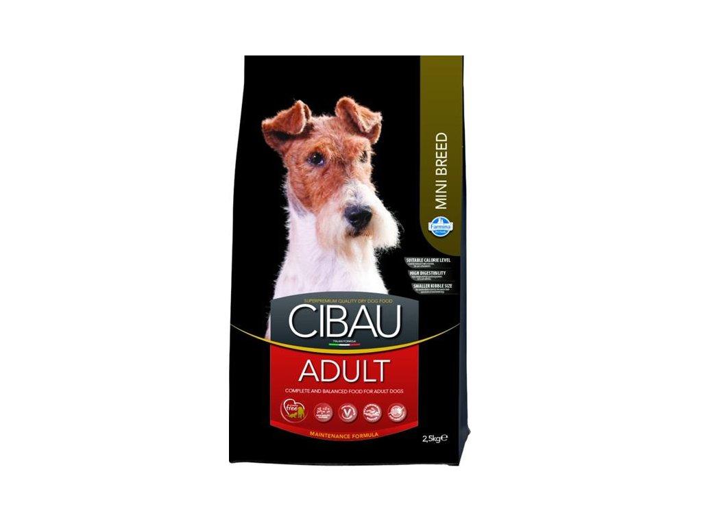 Farmina MO SP CIBAU dog adult mini 2,5 kg