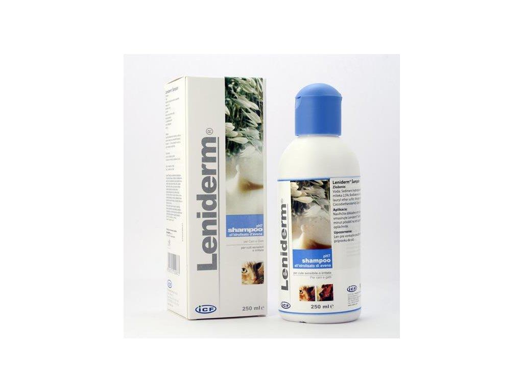 Šampón Leniderm 250 ml
