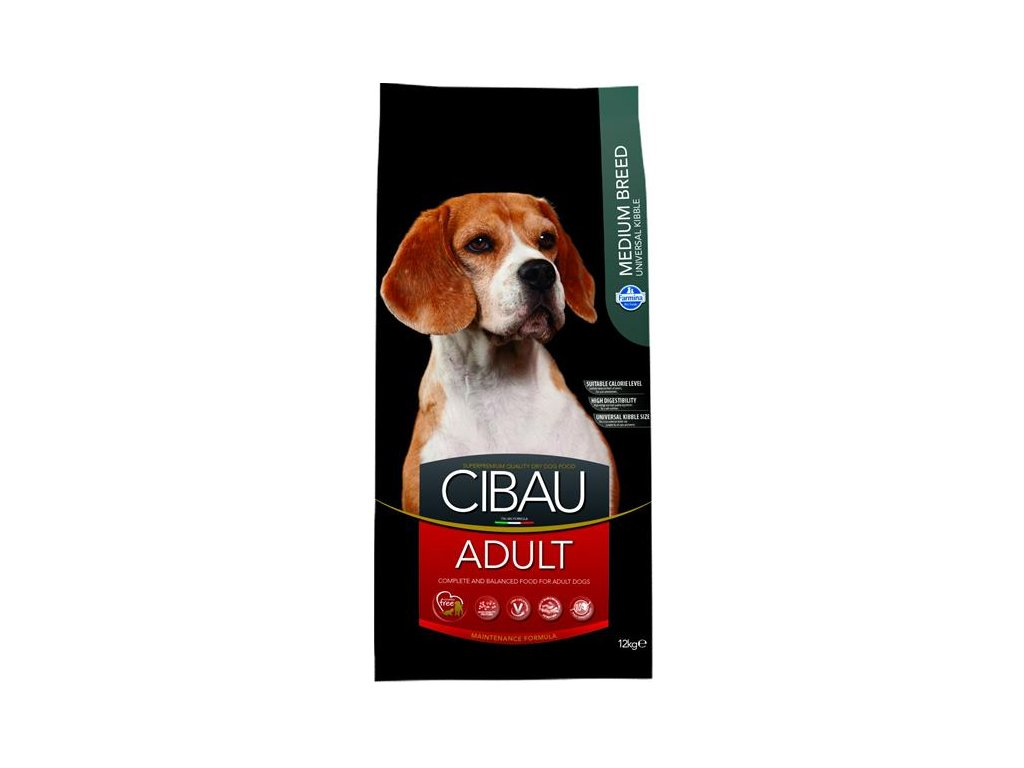 Farmina MO SP CIBAU dog adult medium 2,5 kg