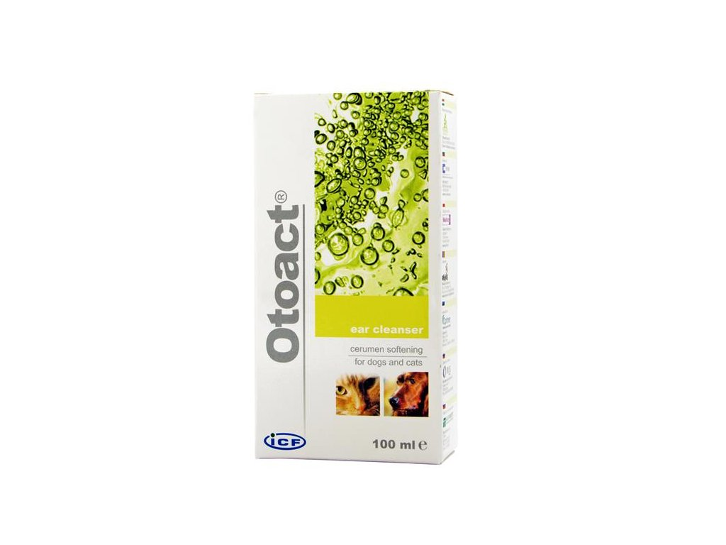 Otoact sol. 100 ml
