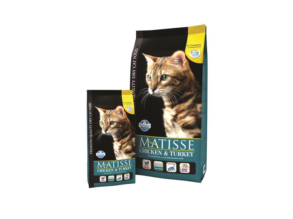 Farmina MO P MATISSE cat Chicken&Turkey 10 kg