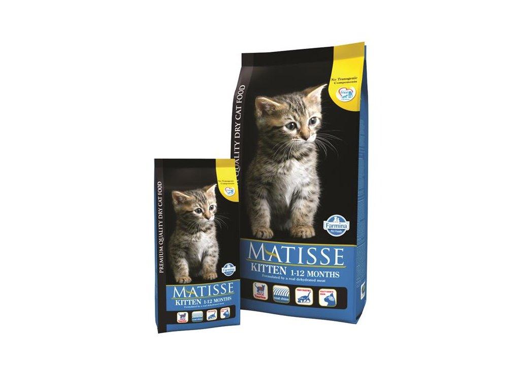 Farmina MO P MATISSE cat Kitten 1,5 kg
