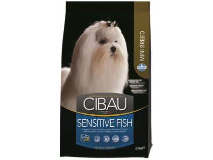 Farmina MO SP CIBAU dog adult sensitive fish mini 2,5 kg