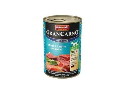 181 grancarno losos spenat 400g