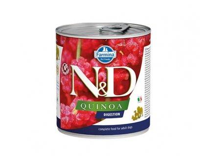 Farmina N&D dog QUINOA Digestion konzerva 285 g