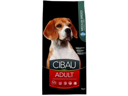 Farmina MO SP CIBAU dog adult medium 12 kg