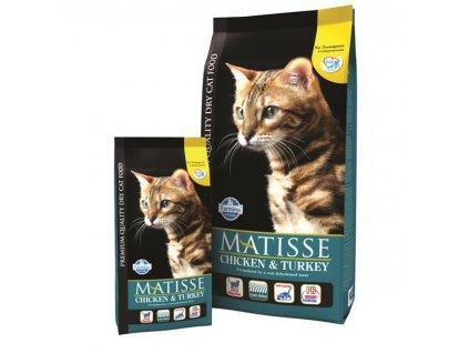 Farmina MO P MATISSE cat Chicken&Turkey 10 kg