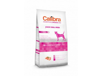 Calibra Dog LG HA Junior Small Breed Chicken 7 kg