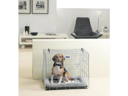 Klietka SAVIC Cottage pre psa kovová 50 cm