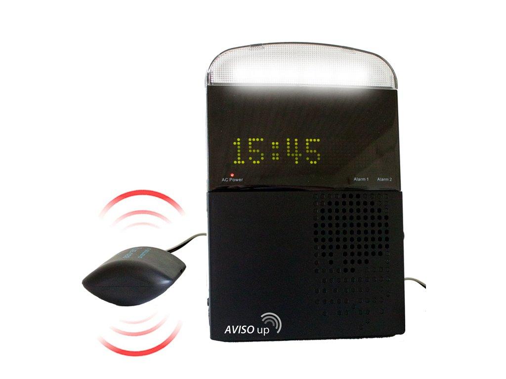 AVISO up Clock