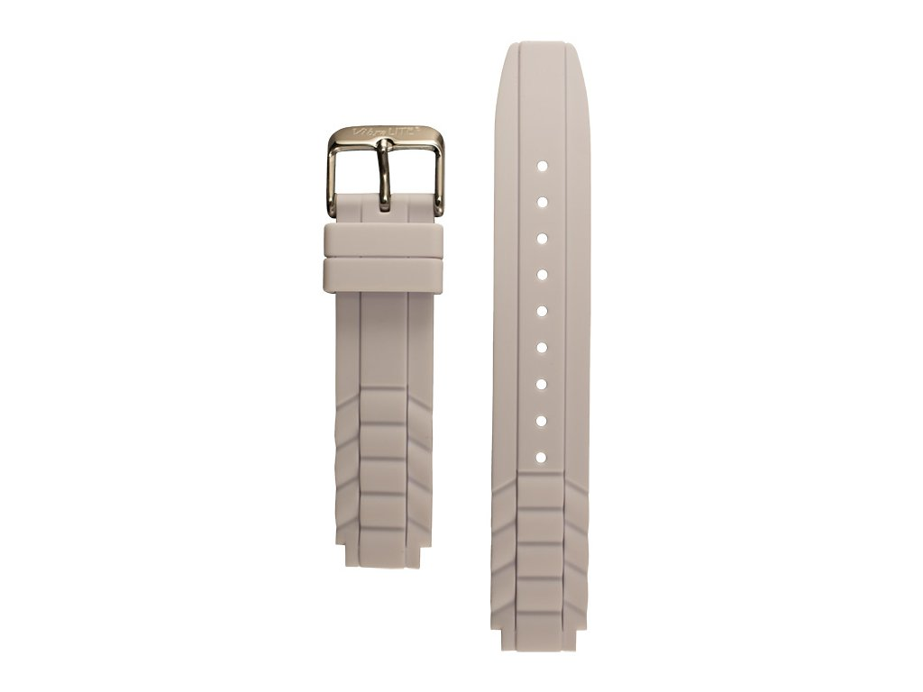 Náhradní řemínek se silikonovým páskem pro Vibralite Mini (bílá barva)