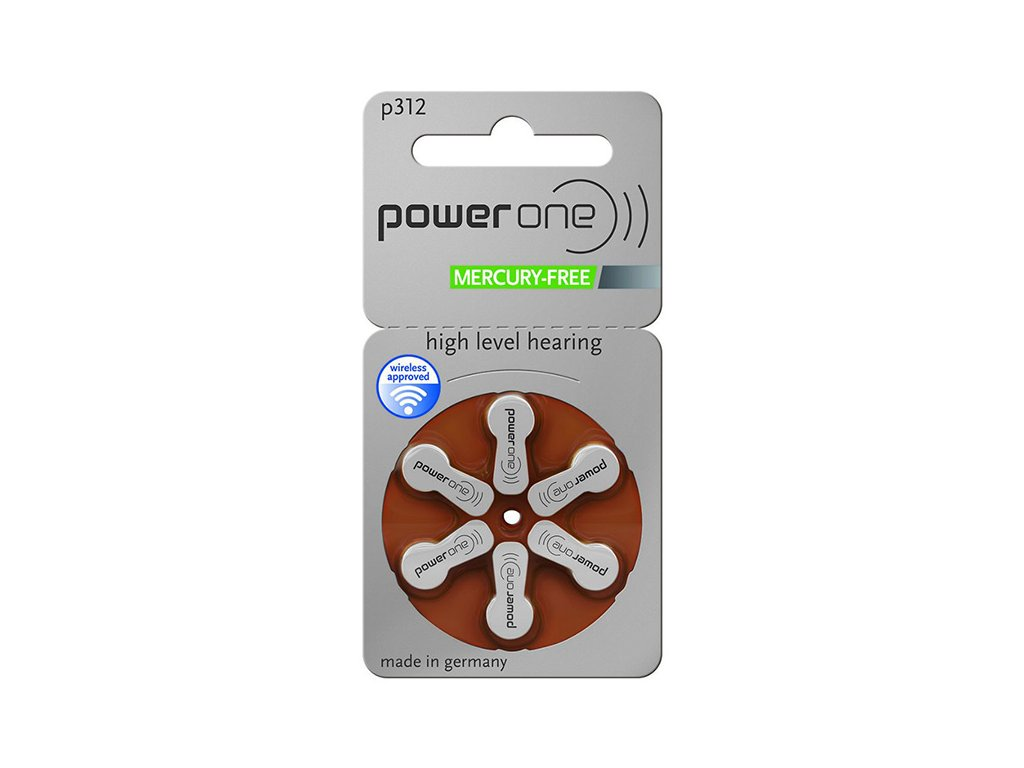 Baterie PowerOne 312