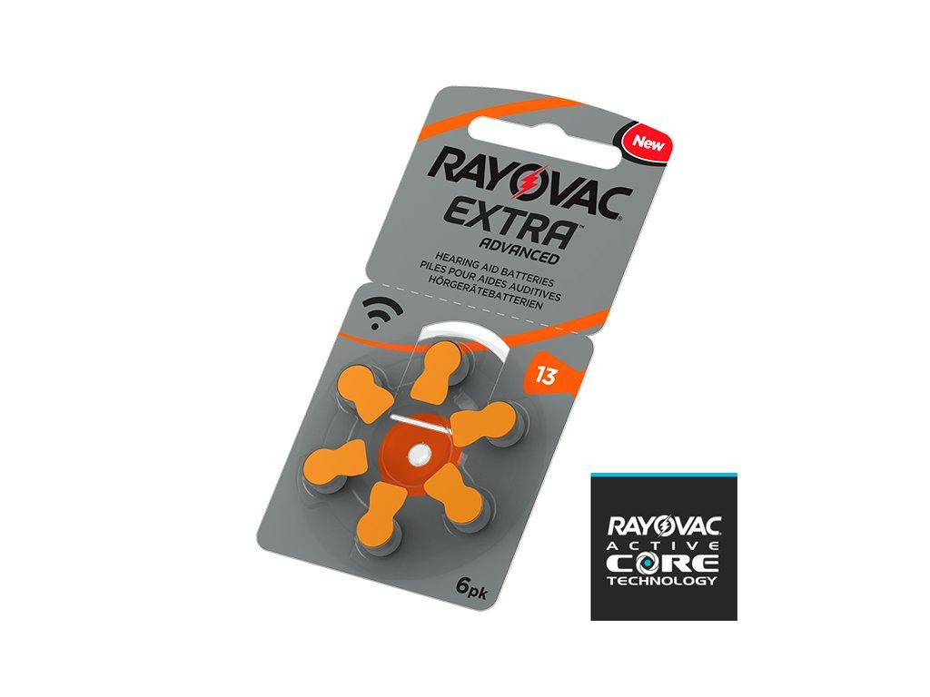 Baterie Rayovac 13