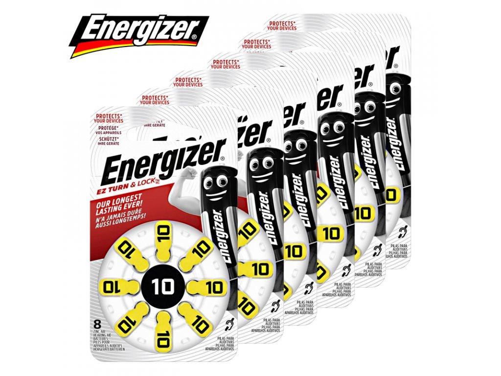 Krabička Baterií Energizer 10