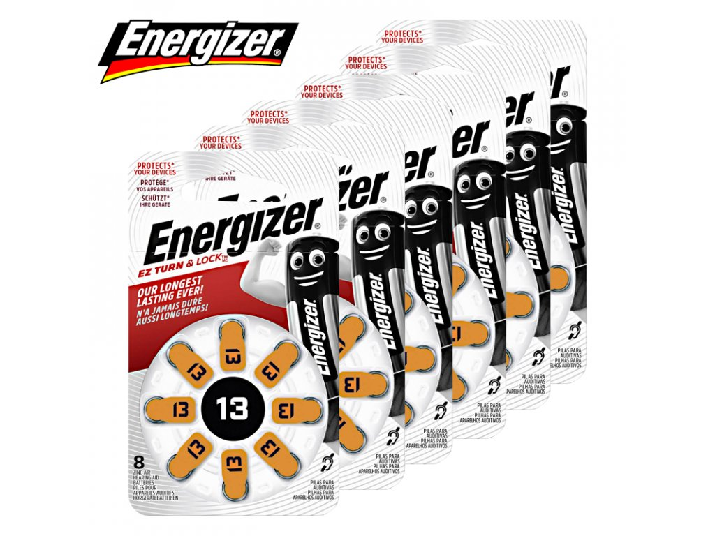 Krabička Baterií Energizer 13