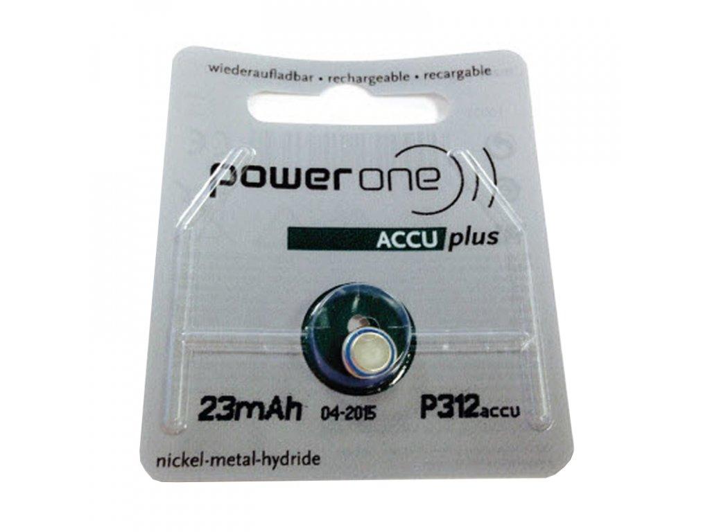 Nabíjecí akumulátor PowerOne 312