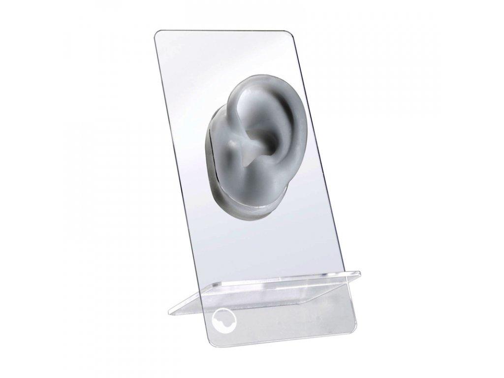 Silikonový model ucha č.4 (LEVÉ UCHO)