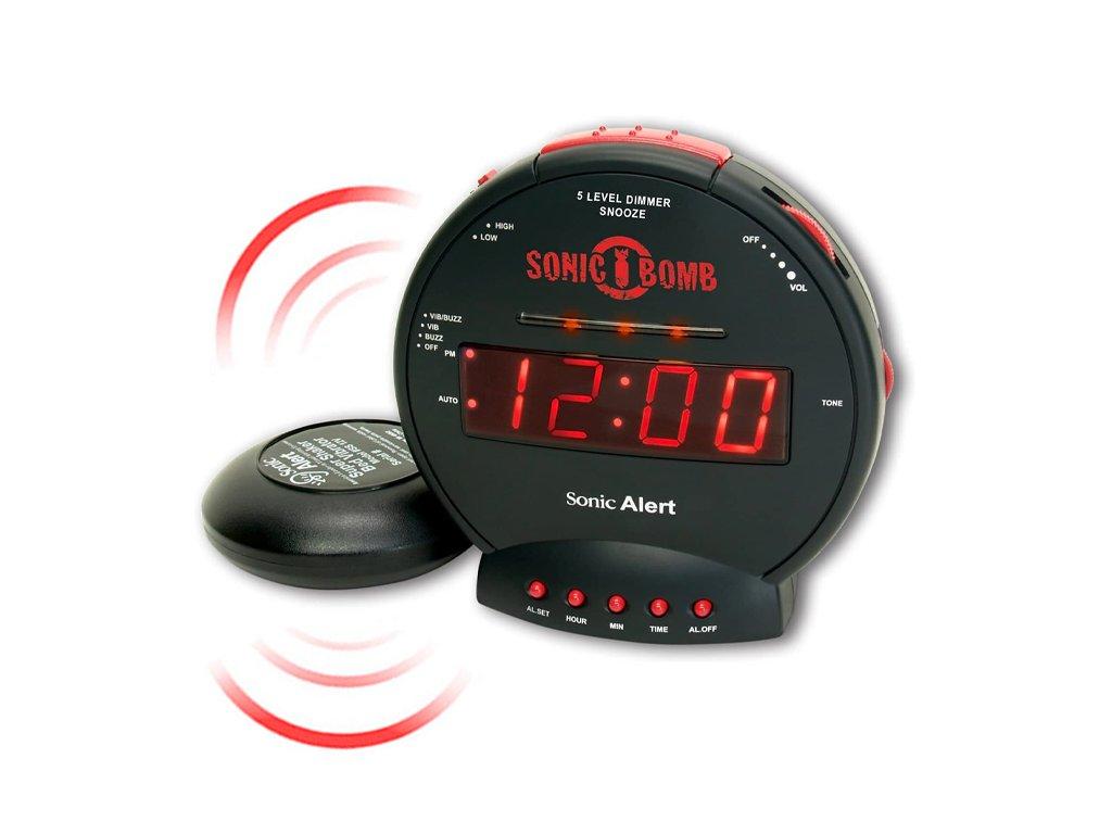 sonic alert sonic bomb