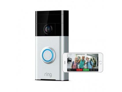 Bezdrátový video zvonek Ring