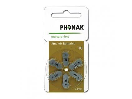 PHONAK 10 1
