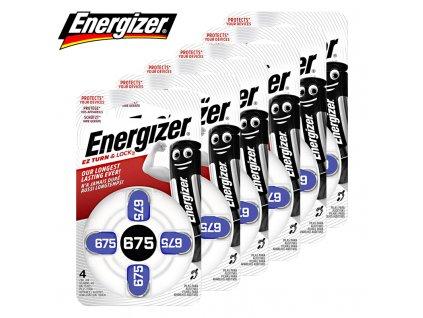 Krabička Baterie Energizer 675