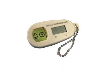 Testovací kapesní přívěšek s LCD displejem