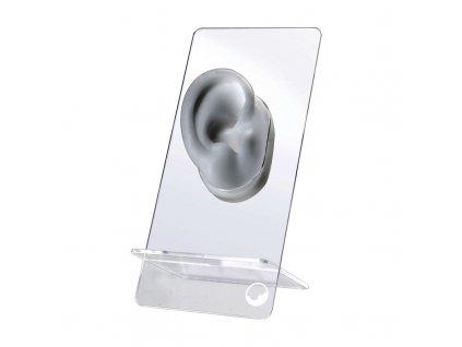 Silikonový model ucha č.4 (PRAVÉ UCHO)