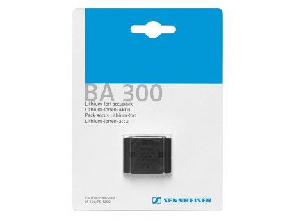 Náhradní baterie Sennheiser BA 300 AKU