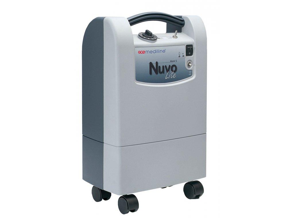 Kyslíkový koncentrátor NUVO LITE MARK 5