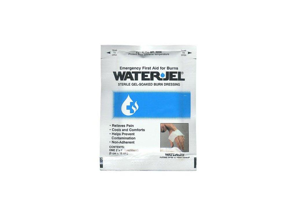 WaterJel - popáleninová rouška 5x15 cm