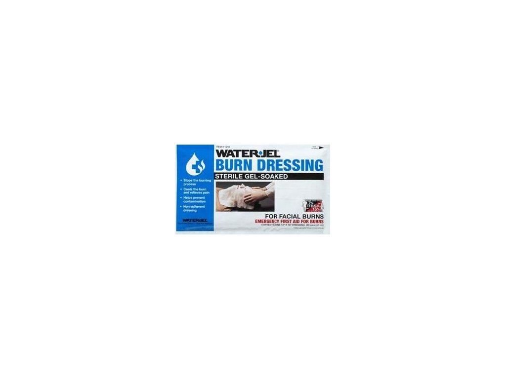 WaterJel - Popáleninová rouška 30x40cm - obličej