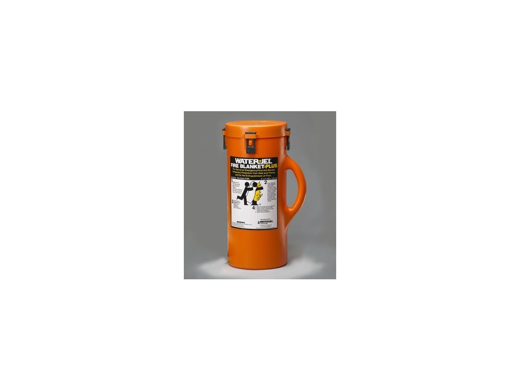 WaterJel - Popáleninová rouška 91x76cm