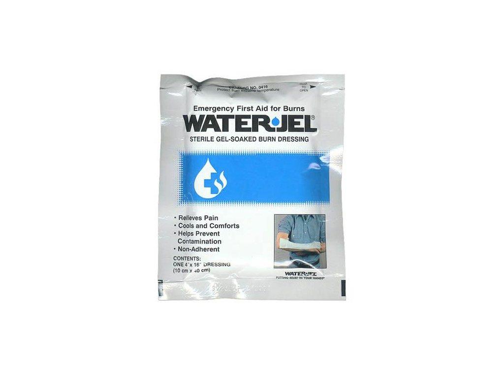 WaterJel - Popáleninová rouška 10x40cm