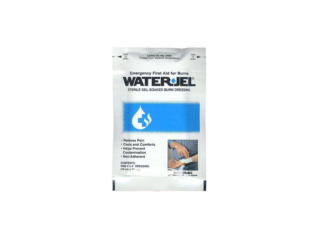 WaterJel - Popáleninová rouška 10x10cm