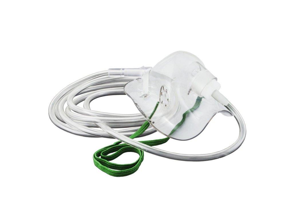Inhalační polomaska pro dospělé