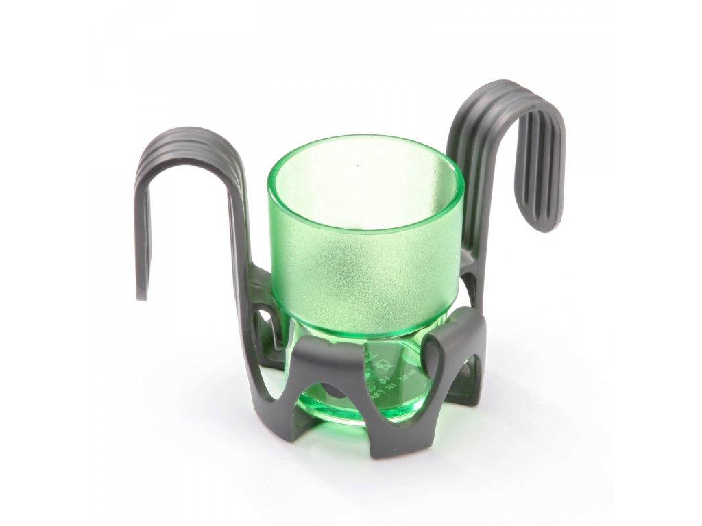 Pomůcka pro pití s úchopy