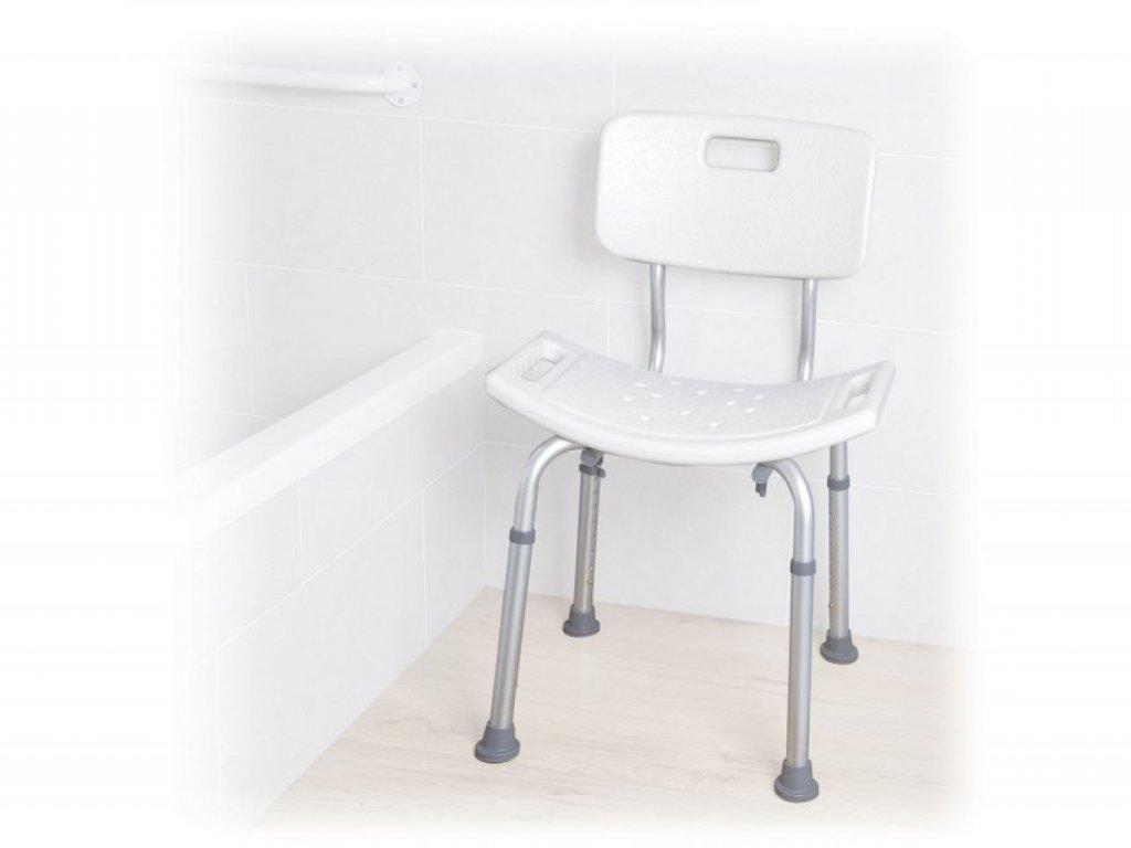 sklopivi stolac za tusiranje rs829