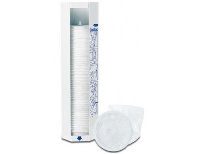Polyetylenový sáček pro případ nevolnosti SICSAC, bal. 50ks