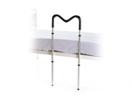 Zábrana na postel, výškově nastavitelná