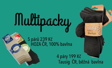 Sady a Multipacky