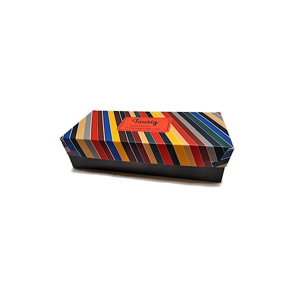 darkova krabicka s vikem pruhy