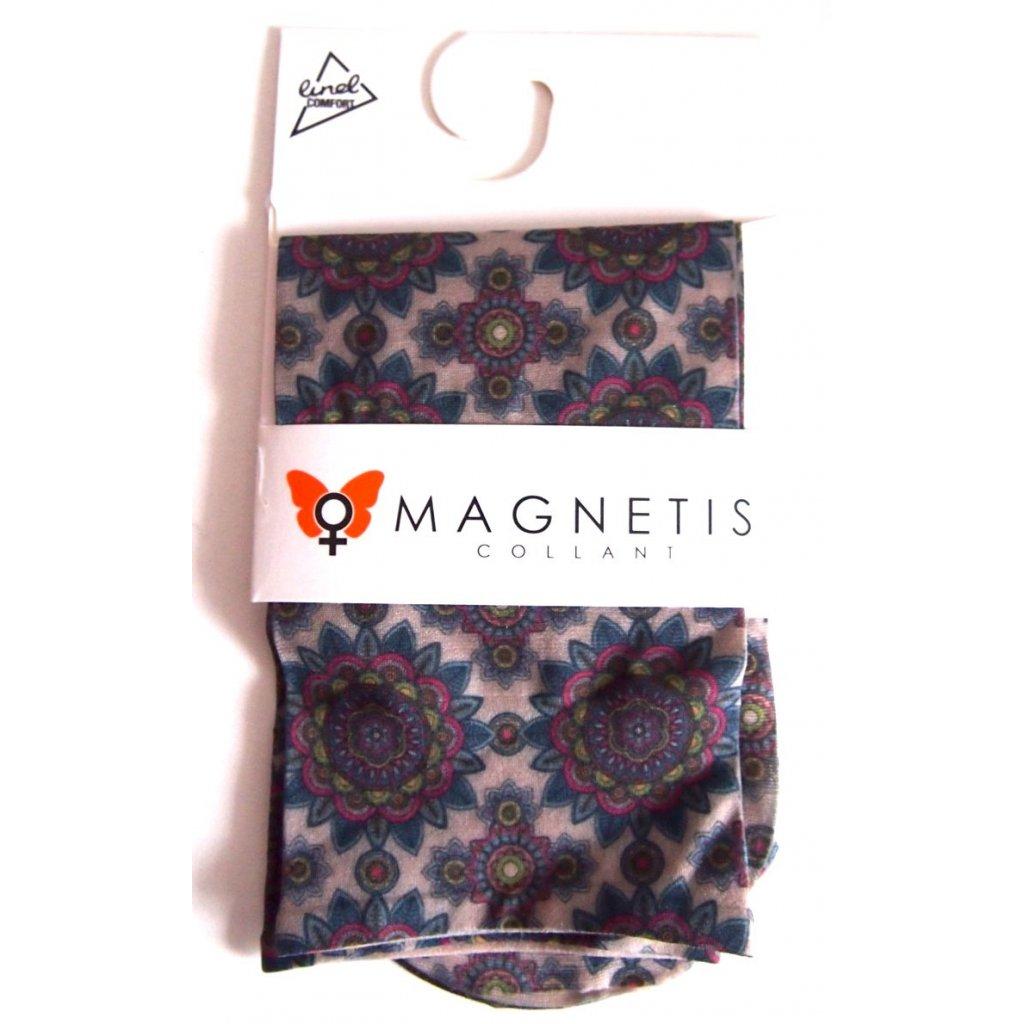 Magnetis silonové ponožky ORNAMENT