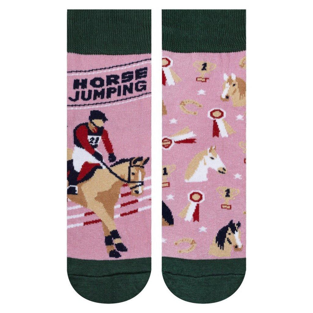 eng pl SOXO Christmas womens socks 3 pairs 23521 7