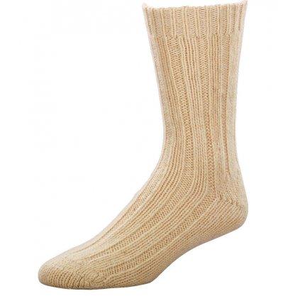 S4F Zimní ponožky NATUR 100% VLNA