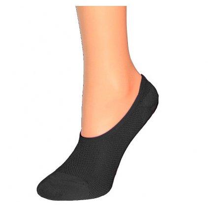 Neviditelné ponožky bambusové