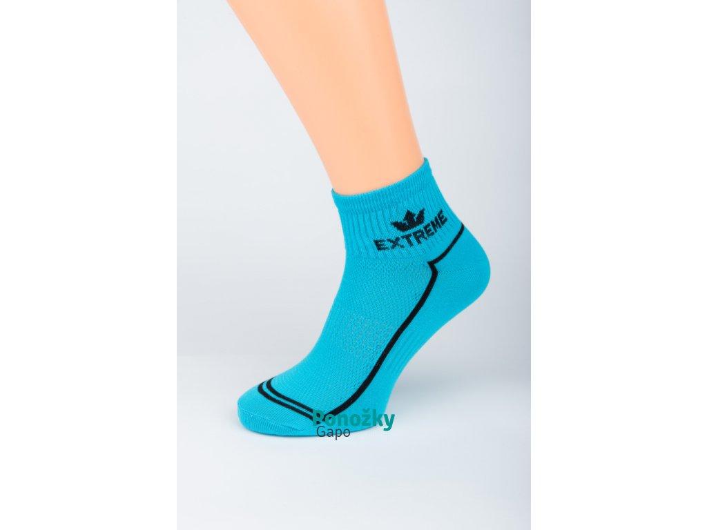 Dámské kotníkové ponožky EXTREME PASTEL