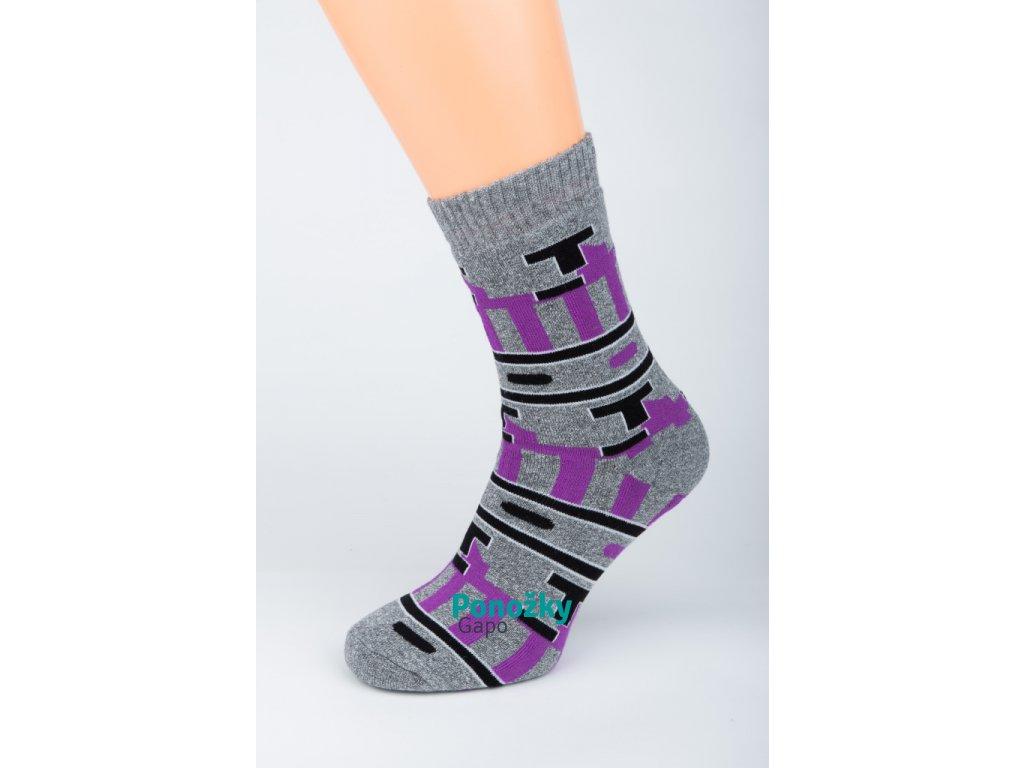 Dámské zimní ponožky STYLE