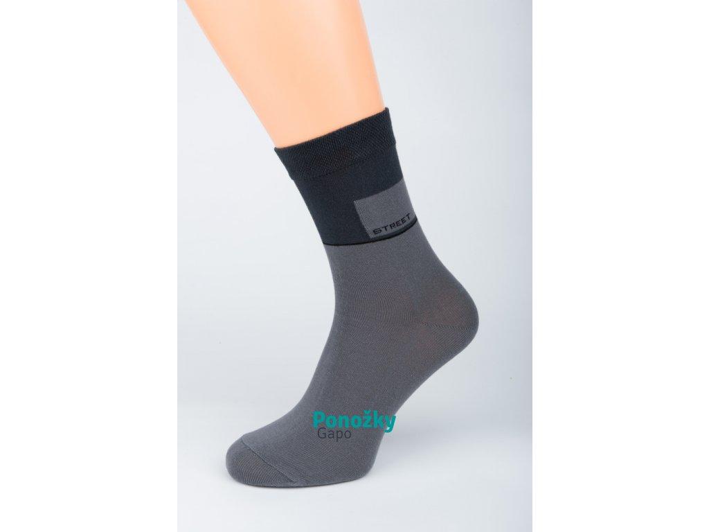 Pánské ponožky Stretch STREET