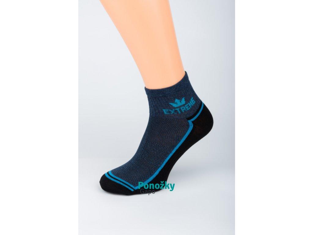 Pánské kotníkové ponožky EXTREME