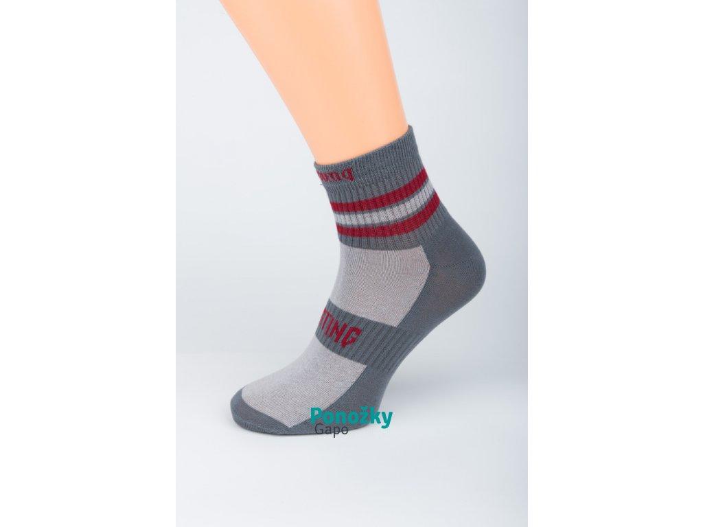 Pánské kotníkové ponožky SPORTING NEW